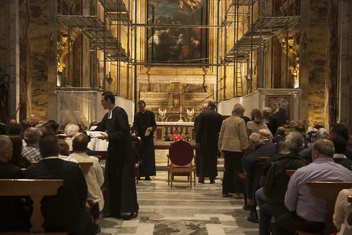 Canonisation du F. Salomon - Chiesa San Luigi dei Francesi