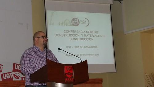 Conferencia Nacional Construcción - Barcelona