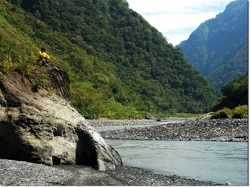 濁水溪河床 10
