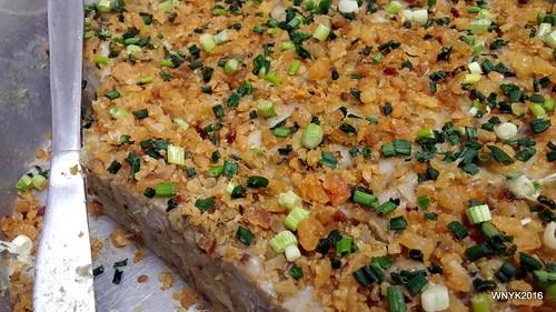 Yam Cake I