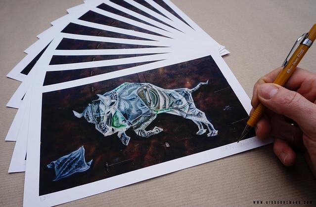 Buffalo Bill Print Release