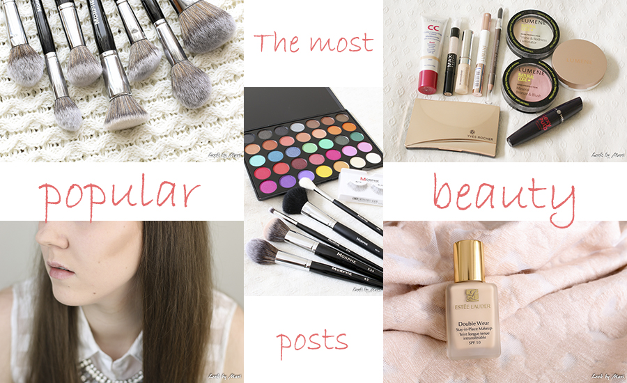 the most popular beauty posts
