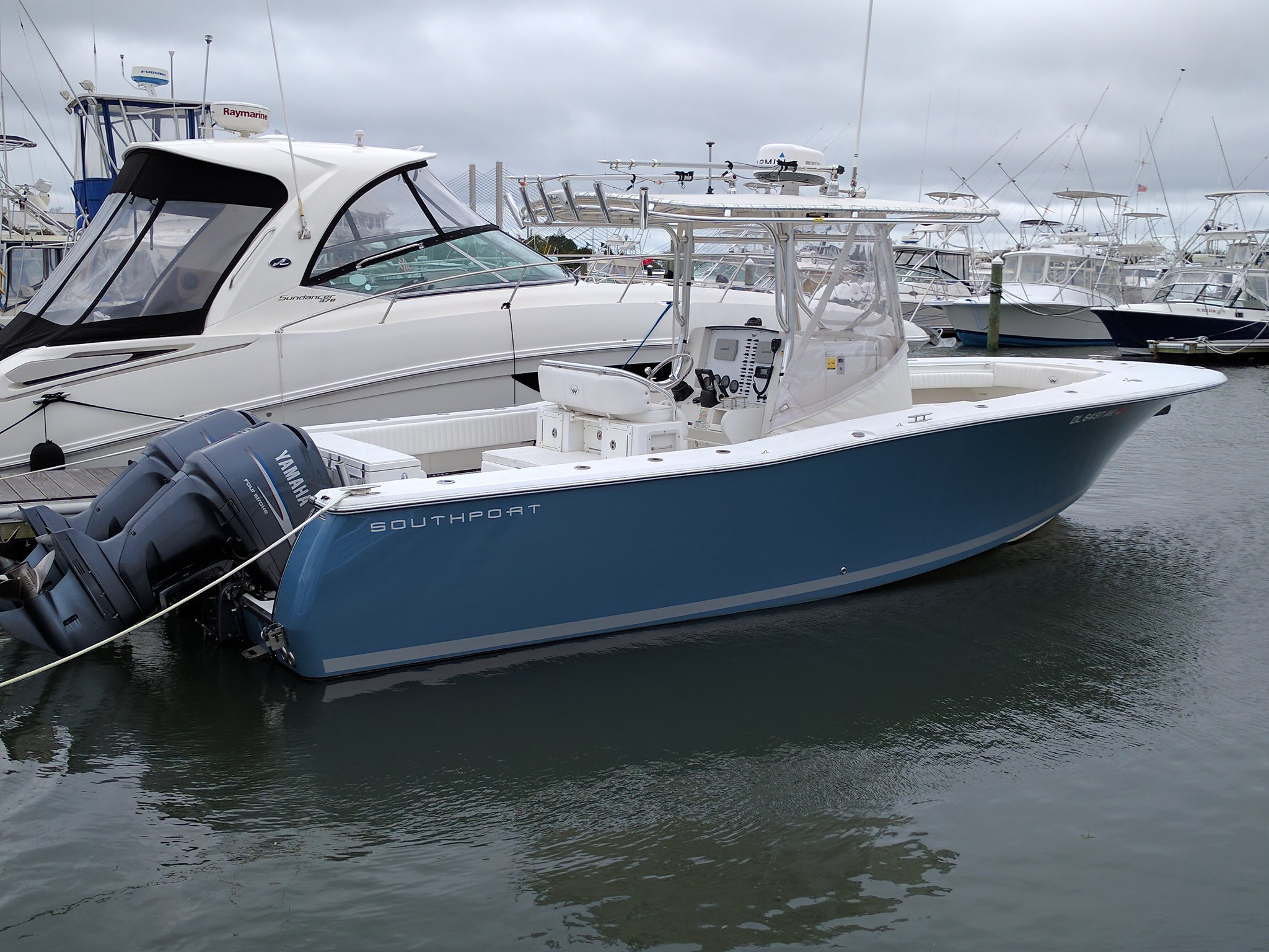 F225 Won't rev over 2800 RPM - Yamaha Outboard Parts Forum