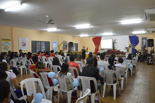 Escola Sentinelas da Manhã - Campo Maior (PI)
