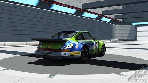 Porsche 911 RSR - Max Moritz Fotoquelle - Reinhard Stenzel - DRM 1975 (2)