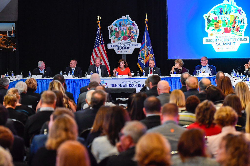 Governor Cuomo Announces $55 Million in Funding at the New York State Tourism and Craft Beverage Summit