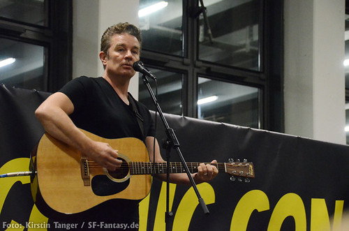 Comic Con Berlin - James Marsters - Konzert
