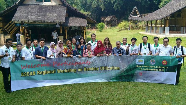 ASEAN Regional Workshop on Bamboo Utilization