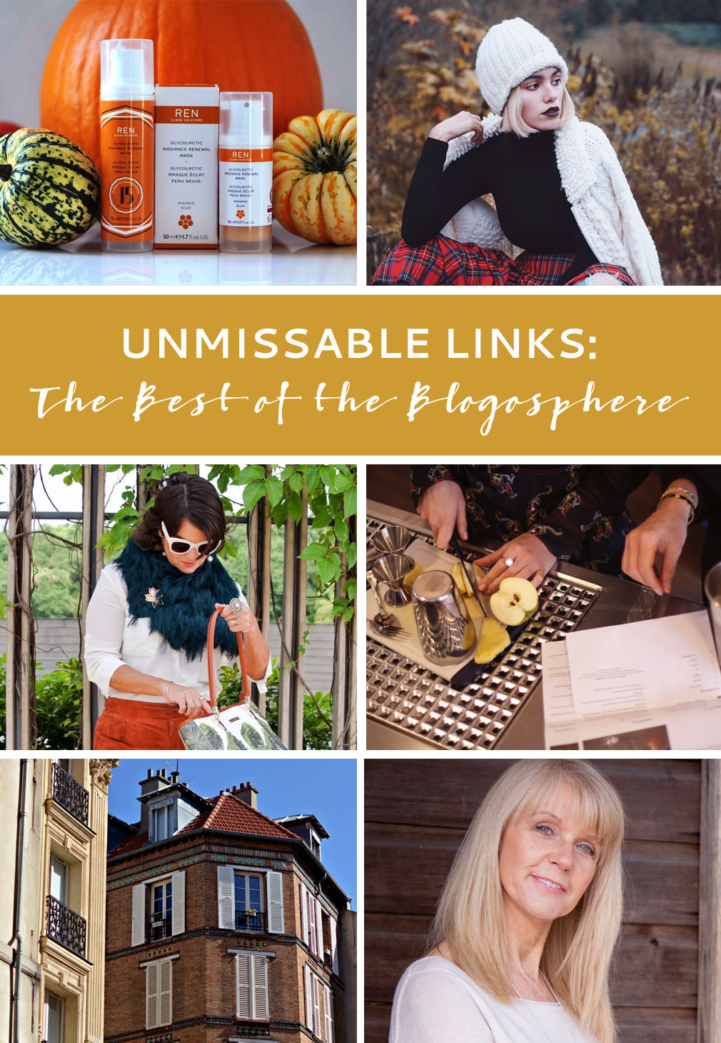 12 Unmissable Links: The Best of the Blogosphere, October 2016 | Not Dressed As Lamb, over 40 style blog