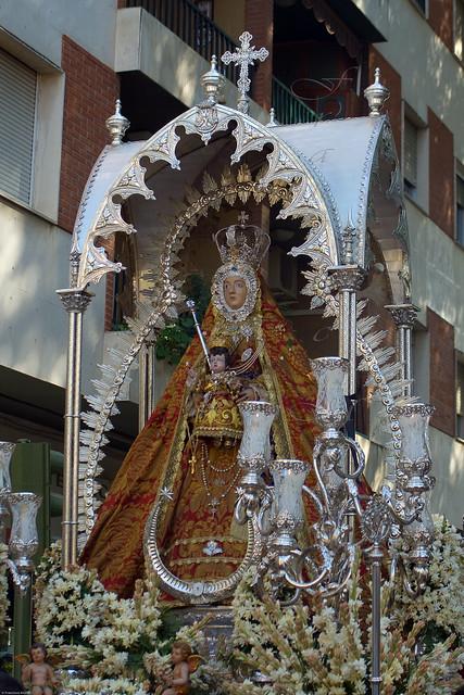 Virgen de la Sierra (Hermandad filial de Sevilla)