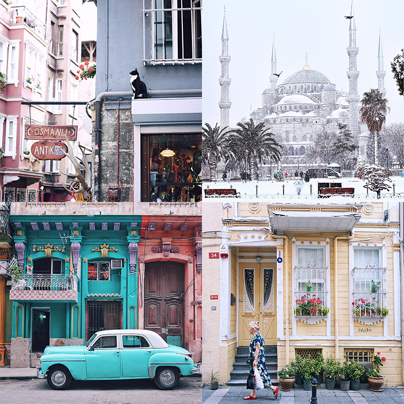 Favourite Travel Instagram Accounts