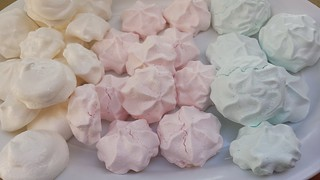 Meringues at Animal Activist Forum