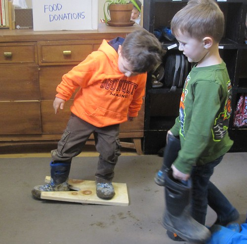 using the new boot jack