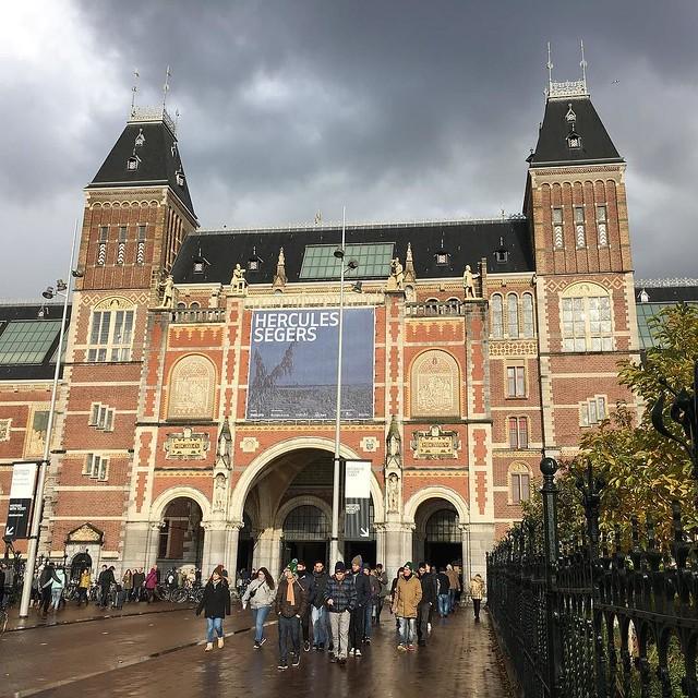 Rijks Museum. #rijksmuseum