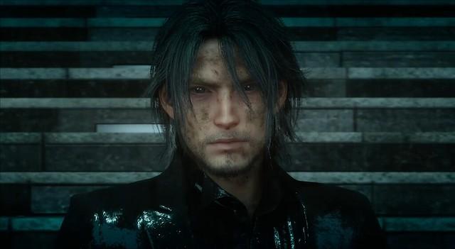 Final Fantasy XV - Einde