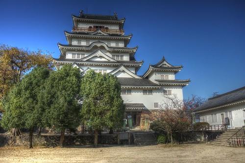Fukuyama Castle on NOV 22, 2016 (8)