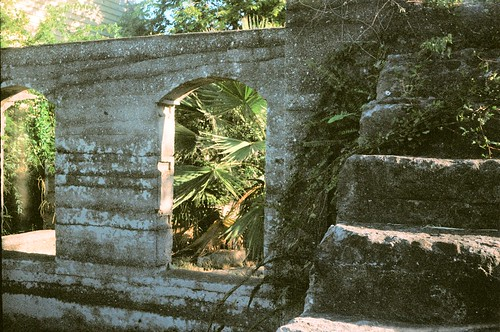 ruins of Jean Lafitte's house