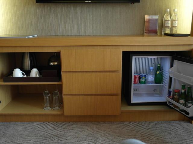 快煮壺、付費飲料@台中日月千禧酒店