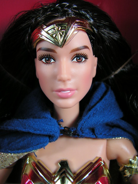 2015 Barbie Batman V Superman Dawn Of Justice Amazon Princess Wonder Woman DGW44 (2)