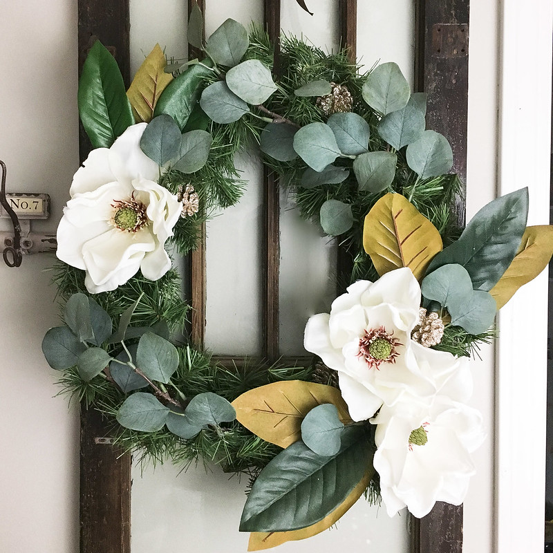 DIY Wreath | www.graceinmyspace.com