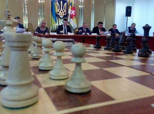 Рівне стане шаховою столицею. Надва тижні