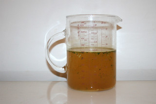 09 - Zutat Gemüsebrühe / Ingredient vegetable broth