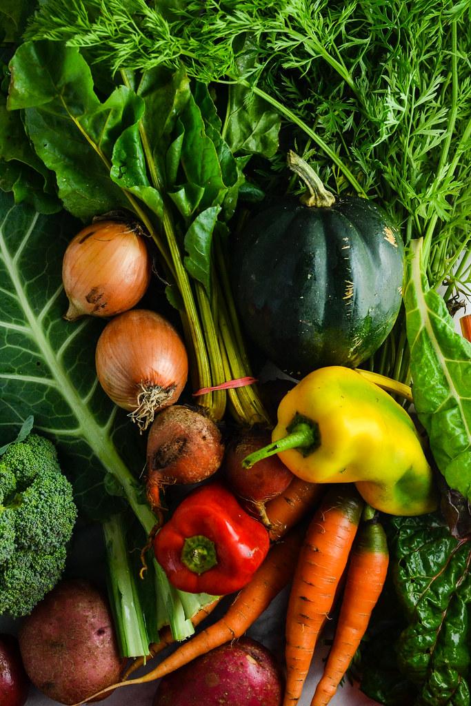 Farmer's Market & CSA Series {Week 17} | Things I Made Today
