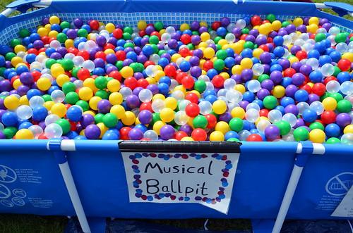 Musical Ballpit