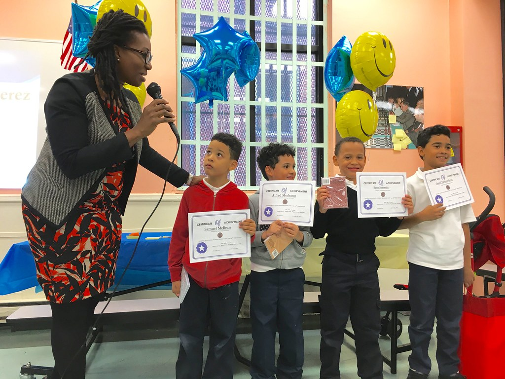Highest Performing 2nd-Graders