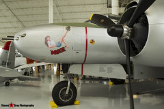 N74833 44-35439 RG-L Margie - 28718 - Private - Douglas A-26C Invader - Evergreen Air and Space Museum - McMinnville, Oregon - 131026 - Steven Gray - IMG_8797