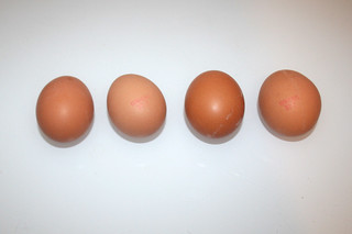 05 - Zutat Eier / Ingredient eggs