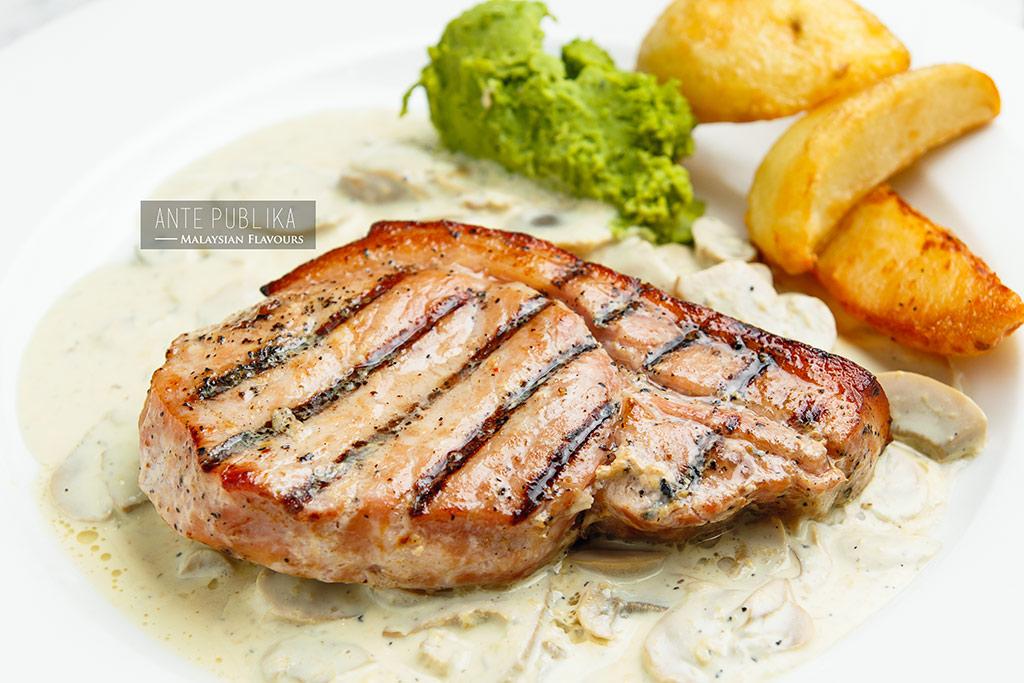 pork striploin