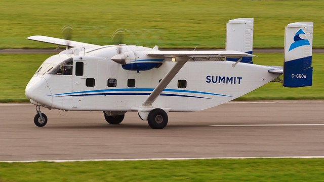 Short SC7 Skyvan 3 C-GKOA Summit Air Charters Ltd