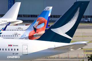 Cathay A350-941 msn 046