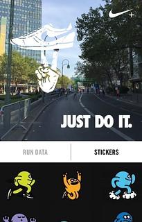 nike+ run club app