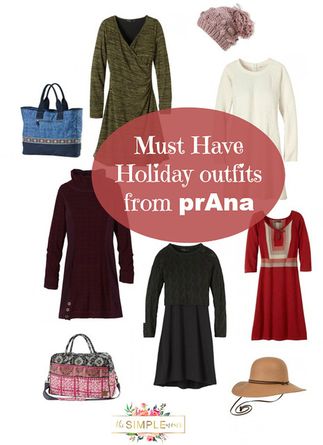 Must Have Holiday Outfits from prAna