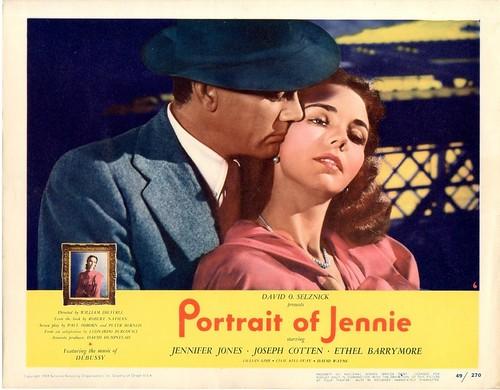 Portrait of Jennie - Lobbycard 3