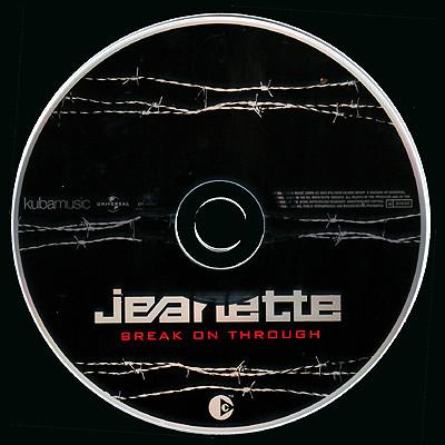 Jeanette - Break On Through (Disc1)