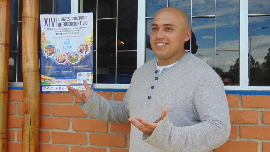Congreso  Colombiano de Educación Física