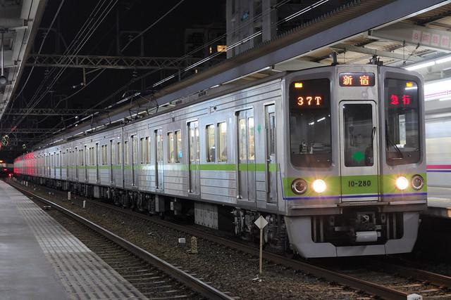 2013/02/23 都営10-000形10-280F