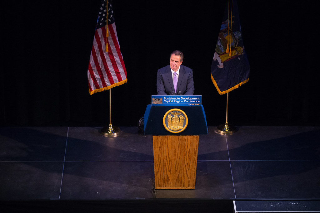 Governor Cuomo Delivers Remarks at Regional Sustainable Development & Collaborative Governance Conference in Schenectady