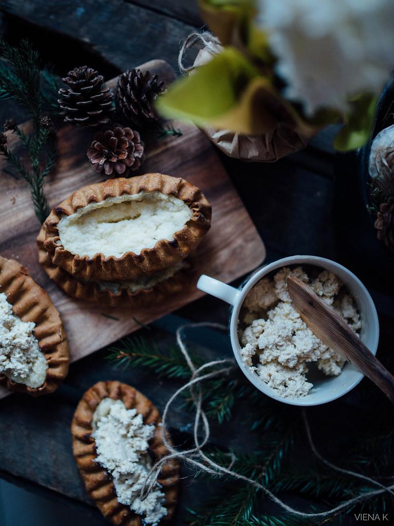 vegaanin joulupöytä