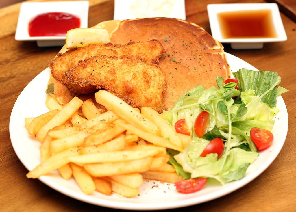Tiong Bahru Cafes: Flock Cafe