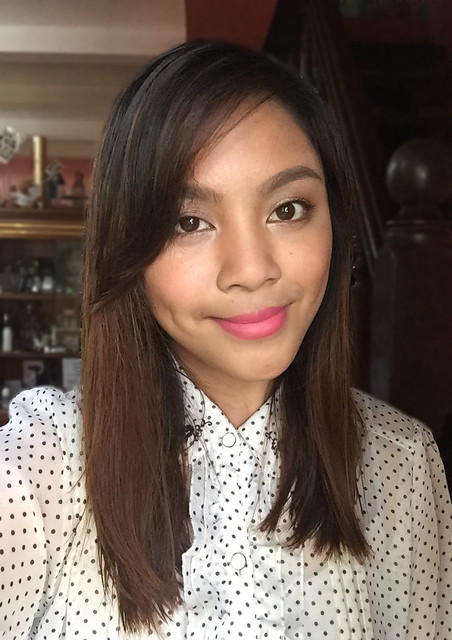 Patty Villegas - The Lifestyle Wanderer - Maybelline - Color Sensational - Vivid Matte Lipstick - Vivid 13