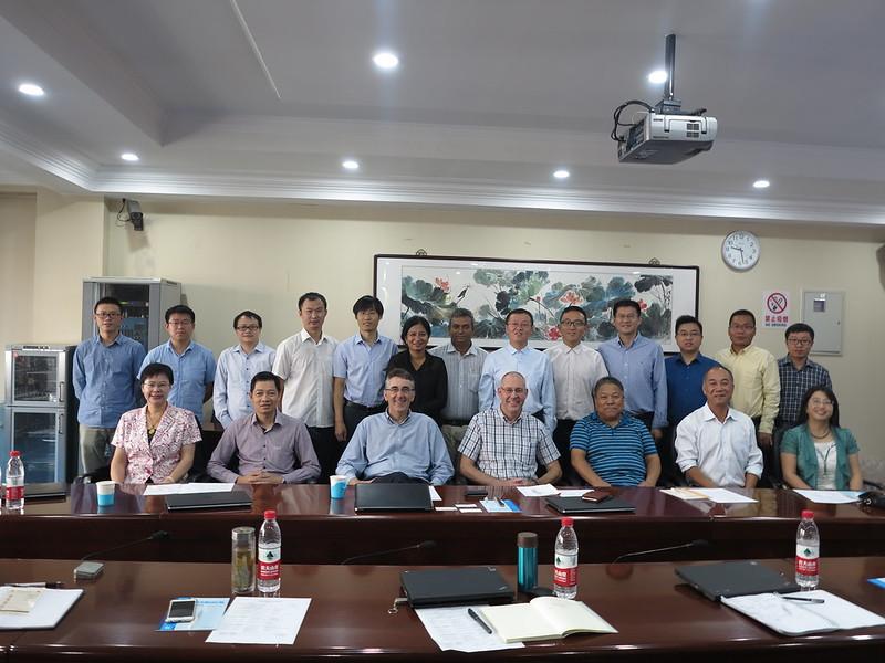 ILRI-NSFC meeting in Beijing