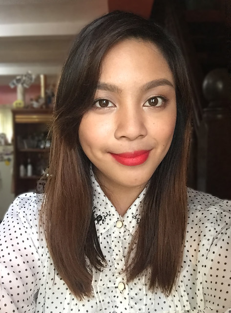 Patty Villegas - The Lifestyle Wanderer - Maybelline - Color Sensational - Vivid Matte Lipstick - Vivid 7