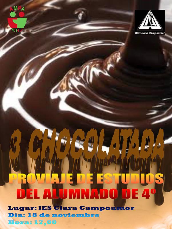 3ª chocolatada