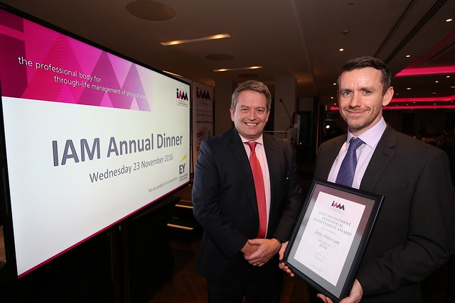 The IAM Awards 2016