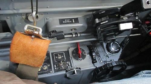 T-3練習機 操縦席 IMG_0631