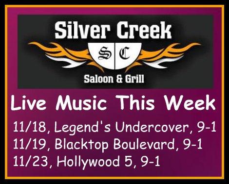 Silver Creek 11-18-16